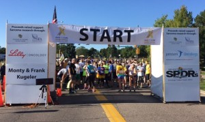 Race to Cure Sarcoma Awareness Events